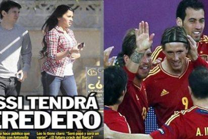 'Sport' se pasa a la prensa del corazón el día que España se la juega en la Eurocopa