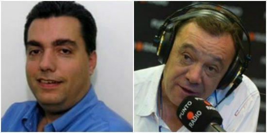 """José Miguélez le saca los colores a Abellán: """"¿Entonces, Mourinho se va al City?"""""""