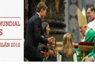 """Milán espera al Papa para arroparlo en medio del """"Vatileaks"""""""