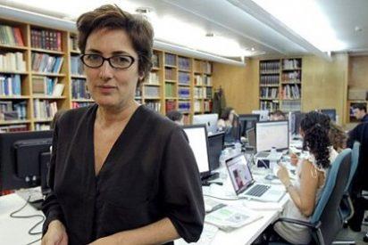 "Dura réplica de Montserrat Domínguez a Pérez de Albéniz: ""Ahórrate dar lecciones a los blogueros del 'HuffPost'"""