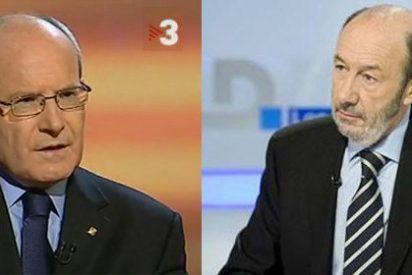 La desmemoria del PSOE: lo que valía para TV3 no sirve para TVE