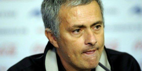 """Mourinho no comparte las ideas de Del Bosque: """"Tanto toque sin un delantero es un esfuerzo estéril"""""""