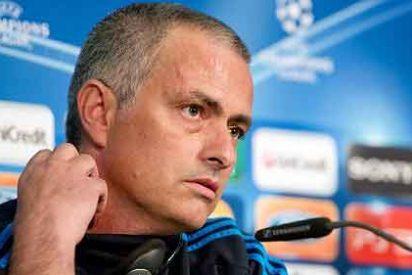 """Mourinho: """"España no es el Barça, hay cinco del Real Madrid..."""""""
