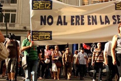 Francino se venga de la SER haciendo huelga y De la Morena tira de técnicos externos para hacer 'El Larguero'