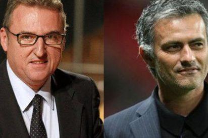 El director de Mundo Deportivo aprovecha que el Pisuerga pasa por Valladolid para atizar a Mourinho 'por culpa' del Real Madrid de basket