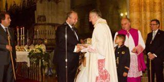 """El alcalde de Lugo pide """"ayuda"""" a Dios para el Gobierno de España y de Europa"""