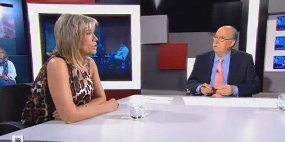 """Julia Otero: """"Así como él sí lo haría, no me alegro de que Carlos Dávila pierda su trabajo"""""""