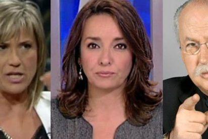"""Julia Otero y Ferrán Monegal afean a TVE por sustituir a Pepa Bueno sin que se despida de la audiencia: """"Que se lo hagan mirar"""""""