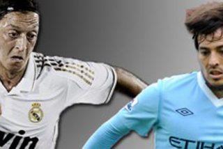 ¿Son compatibles Silva y Özil en el centro del Real Madrid?