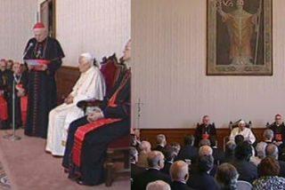 El Papa llama al Estado a reconocer la identidad de la familia fundada en el matrimonio