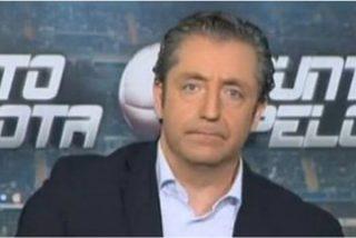 """Josep Pedrerol estalla contra los defensores acérrimos de la Selección: """"Hacemos un programa para decir la verdad de lo que pasa en el fútbol. ¡Patriotismos en otro lado, no aquí!"""""""