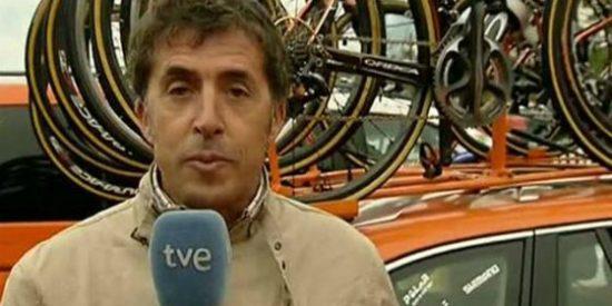"""'Perico' Delgado: """"Mi presencia en el Tour de Francia está al cincuenta por ciento; TVE no quiere gastarse un duro"""""""