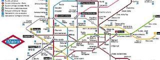 Metro de Madrid cerrará a las 00.00 horas para ahorrar