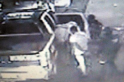 Un vídeo delata a siete policías que asesinan a tres personas