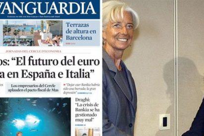 España, en el centro del mundo: podemos hundir el euro