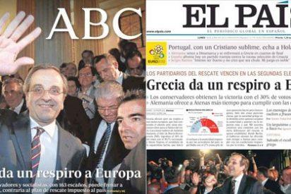 La prensa nos da un respiro ante la tragedia griega del euro