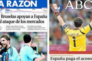 El problema de España no es Grecia, es España