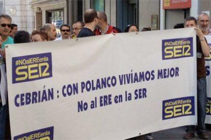 """La indignación de la plantilla de la SER: """"¡Polanco resucita, esto es una mierda!"""""""