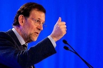Rajoy defiende por primera vez en público los eurobonos