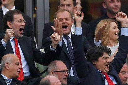 ¿Por qué Rajoy viajó hasta Polonia para ver el partido de la selección?