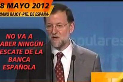 A Rajoy le queda grande el traje de Europa