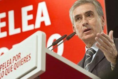 Rubalcaba elige a Jáuregui para revitalizar las maltrechas huestes socialistas