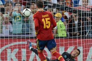 """Sergio Ramos: """"Siempre consideraré a Iniesta como el 'iluminado'"""""""