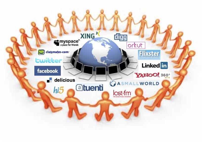 Las redes sociales son la clave de la supervivencia empresarial