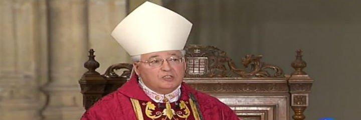 """Quieren declarar el pueblo natal del obispo Reig como """"amigo de los LGTB"""""""