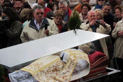 La Familia Salesiana de Madrid despide la reliquia de San Juan Bosco