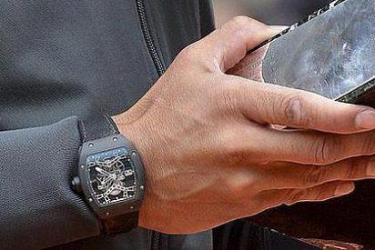 Los gendarmes franceses descubren al ladrón del reloj de Nadal