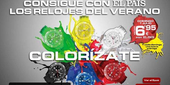 'El País' y 'La Vanguardia' se apuntan a los relojes a bajo precio para vender diarios