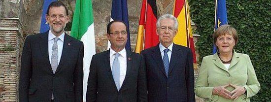 Merkel afloja, Europa empieza a girar y Rajoy respira aliviado