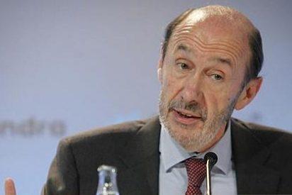 "Alfredo Pérez Rubalcaba: ""La economía española está fatal"""
