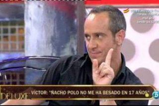 """Nueva sesión de salvajadas de Víctor Sandoval en 'Sálvame': """"No le daré a Matamoros, que me dé él a mí"""""""