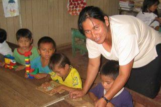 Misioneros que ayudan a los misioneros