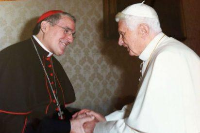El cardenal Sistach expresa su apoyo al Papa en una audiencia privada de más de media hora 