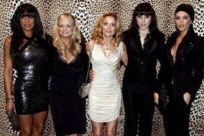 Las Spice Girls se reúnen de nuevo para presentar su musical