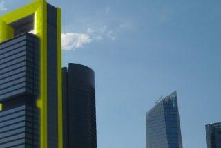 Torre Foster: el edificio más alto y caro de España es una carcasa vacía que simboliza el agujero de Bankia