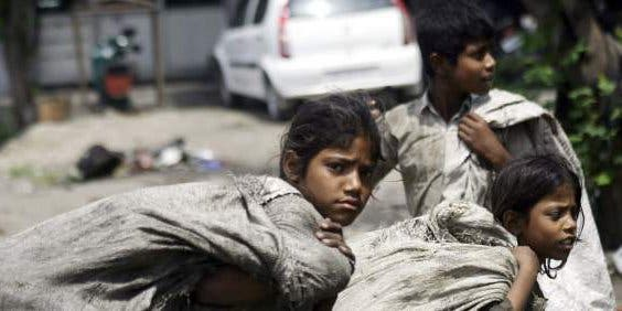El trabajo infantil afecta a 215 millones de menores en el mundo