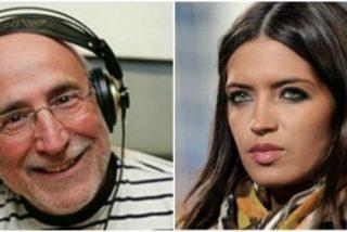 """Ramón Trecet defiende a Sara Carbonero ante el aluvión de críticas: """"El 85% de los 'tuits' son de un sexismo repugnante"""""""