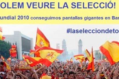 La casualidad favorece a los portugueses en Barcelona, que pudieron ver su selección en las calles de la ciudad