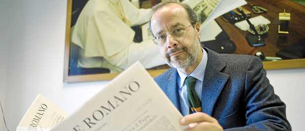 """Giovanni Maria Vian: Lo que ha salido a la luz es """"una demostración de la libertad que hay en la Iglesia"""""""