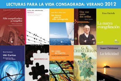 Lecturas para la vida consagrada: verano 2012