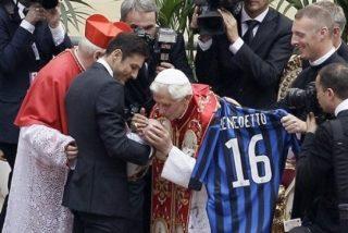 Benedetto, el número 16 del Inter y del Milan