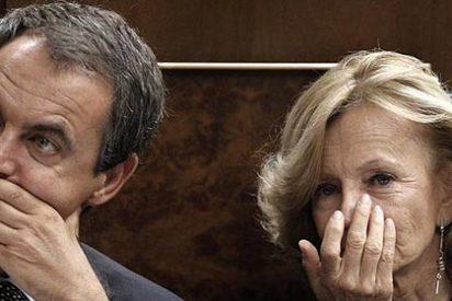 Investigan a Zapatero y Salgado por falsear cuentas en Bruselas