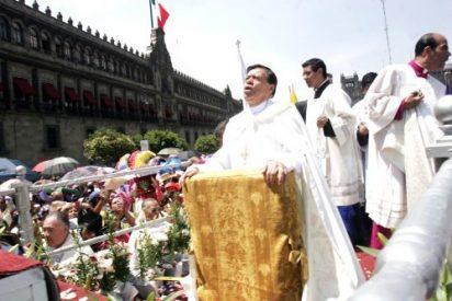 La iglesia mexicana denuncia amenazas verbales durante la procesión del Corpus