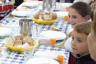Llevar el 'tupper' a los comedores escolares ahorrará 90 euros