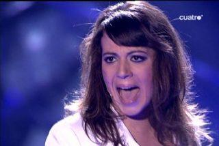 Adiós a los sueños: María Villalón, ganadora de 'Factor X' trabaja ahora en un McDonald´s y pide ayuda