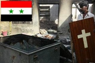 Los obispos europeos piden oraciones por Siria